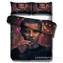 Load image into Gallery viewer, Stranger Things Eleven #26 Duvet Cover Quilt Cover Pillowcase Bedding Set Bed Linen Home Decor