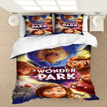 Load image into Gallery viewer, Wonder Park #1 Duvet Cover Quilt Cover Pillowcase Bedding Set Bed Linen Home Bedroom Decor