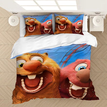 Load image into Gallery viewer, Wonder Park #5 Duvet Cover Quilt Cover Pillowcase Bedding Set Bed Linen Home Bedroom Decor