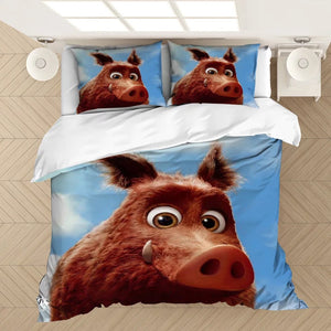 Wonder Park #7 Duvet Cover Quilt Cover Pillowcase Bedding Set Bed Linen Home Bedroom Decor