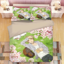 Load image into Gallery viewer, Natsume's Book of Friends #15 Duvet Cover Quilt Cover Pillowcase Bedding Set Bed Linen Home Bedroom Decor
