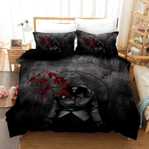 Supernatural Dean Sam Winchester #5 Duvet Cover Quilt Cover Pillowcase Bedding Set Bed Linen Home Decor