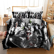 Load image into Gallery viewer, Batman #4 Duvet Cover Quilt Cover Pillowcase Bedding Set Bed Linen Home Bedroom Decor