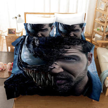 Load image into Gallery viewer, Venom #7 Duvet Cover Quilt Cover Pillowcase Bedding Set Bed Linen Home Decor