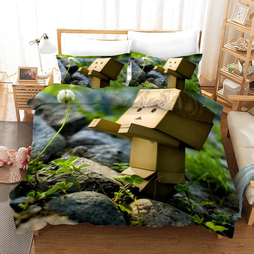 Minecraft #8 Duvet Cover Quilt Cover Pillowcase Bedding Set Bed Linen Home Bedroom Decor