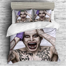 Load image into Gallery viewer, The Dark Knight Batman Joker Clown #4 Duvet Cover Quilt Cover Pillowcase Bedding Set Bed Linen Home Bedroom Decor