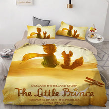 Load image into Gallery viewer, Le Petit Prince The Little Prince #1 Duvet Cover Quilt Cover Pillowcase Bedding Set Bed Linen