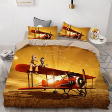 Load image into Gallery viewer, Le Petit Prince The Little Prince #3 Duvet Cover Quilt Cover Pillowcase Bedding Set Bed Linen