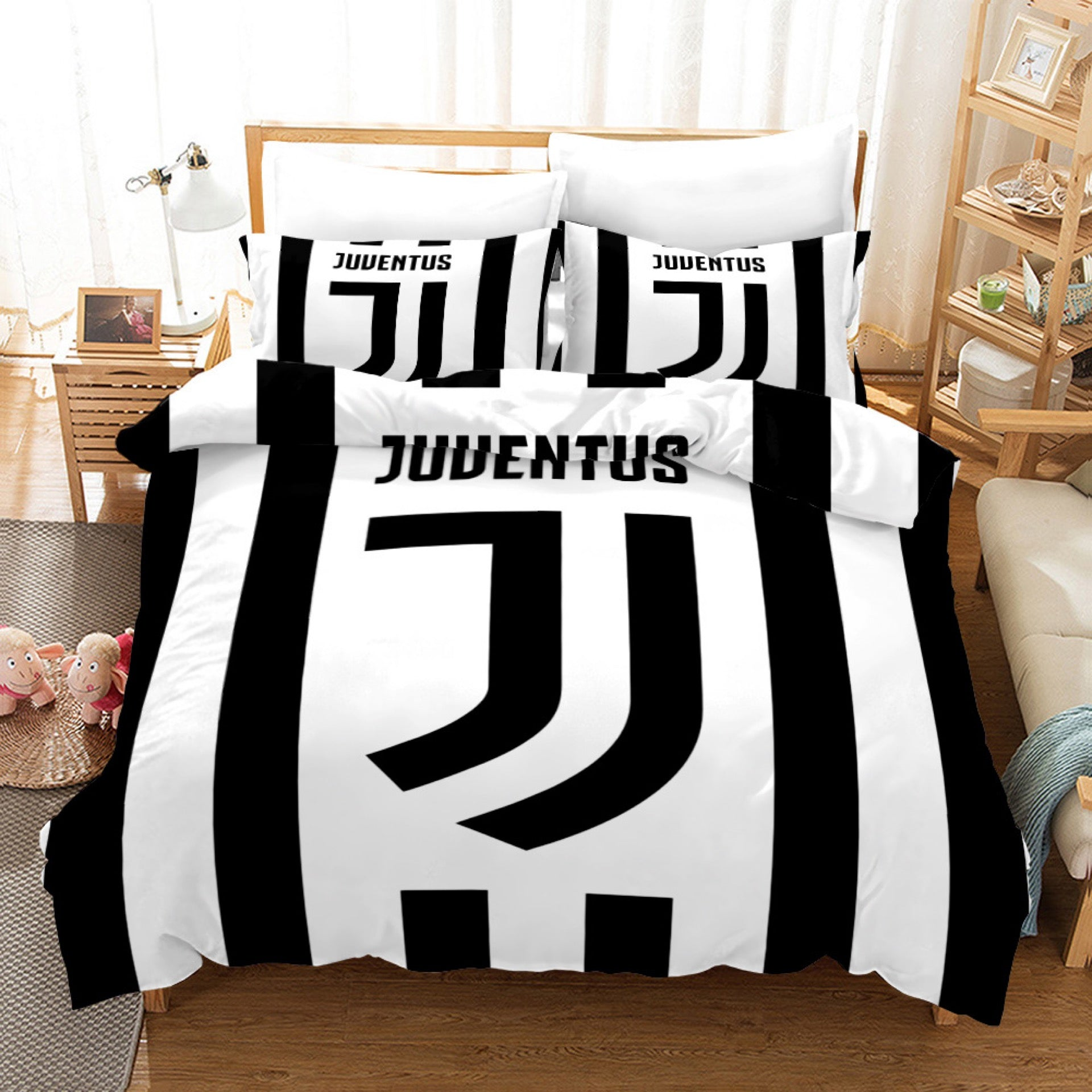 Juventus Cristiano Ronaldo Football Club 11 Duvet Cover Quilt Cover P Bedding Picky