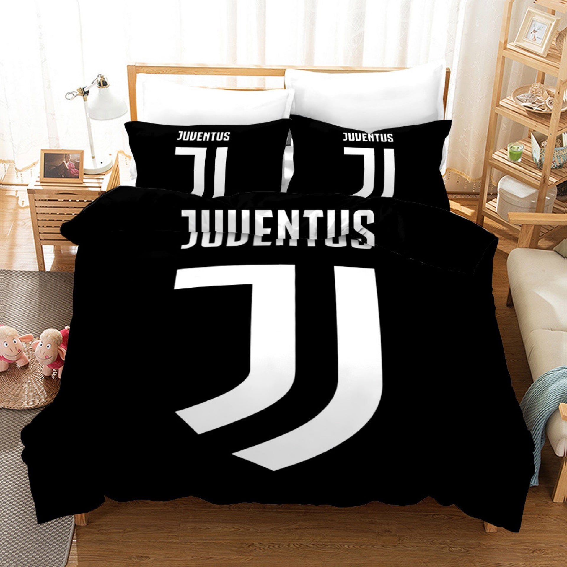 Juventus Cristiano Ronaldo Football Club 12 Duvet Cover Quilt Cover P Bedding Picky