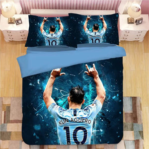 Juventus Football Club #5 Duvet Cover Quilt Cover Pillowcase Bedding Set