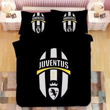 Load image into Gallery viewer, Juventus Football Club #7 Duvet Cover Quilt Cover Pillowcase Bedding Set