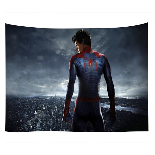 Spiderman #8 Wall Decor Hanging Tapestry Home Bedroom Living Room Decoration