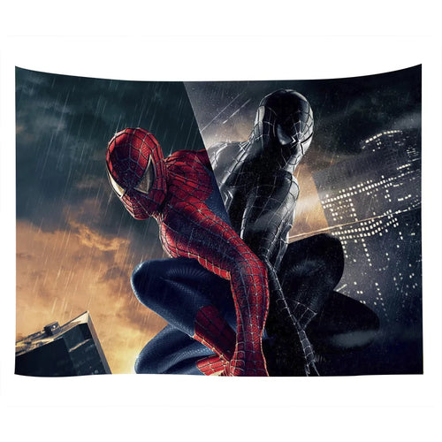 Spiderman #9 Wall Decor Hanging Tapestry Home Bedroom Living Room Decoration