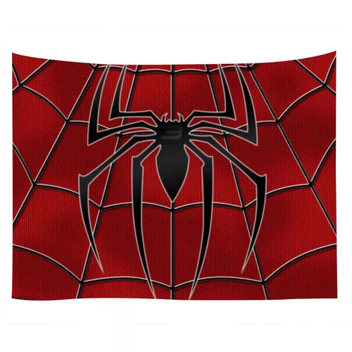 Spiderman #10 Wall Decor Hanging Tapestry Home Bedroom Living Room Decoration