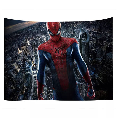 Spiderman #12 Wall Decor Hanging Tapestry Home Bedroom Living Room Decoration