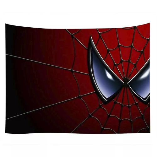 Spiderman #15 Wall Decor Hanging Tapestry Home Bedroom Living Room Decoration