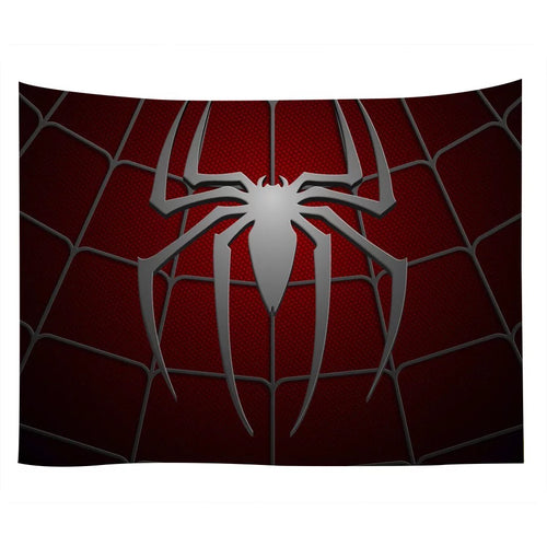 Spiderman #16 Wall Decor Hanging Tapestry Home Bedroom Living Room Decoration