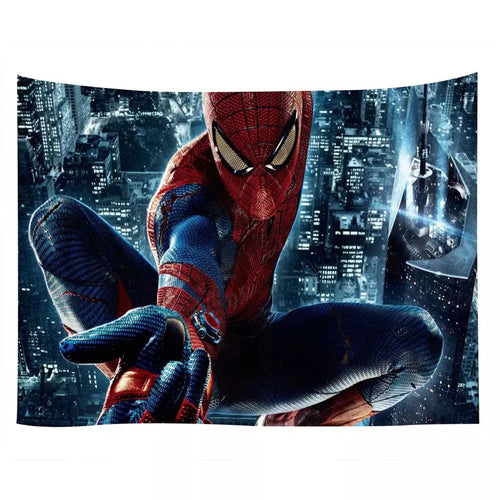 Spiderman #18 Wall Decor Hanging Tapestry Home Bedroom Living Room Decoration