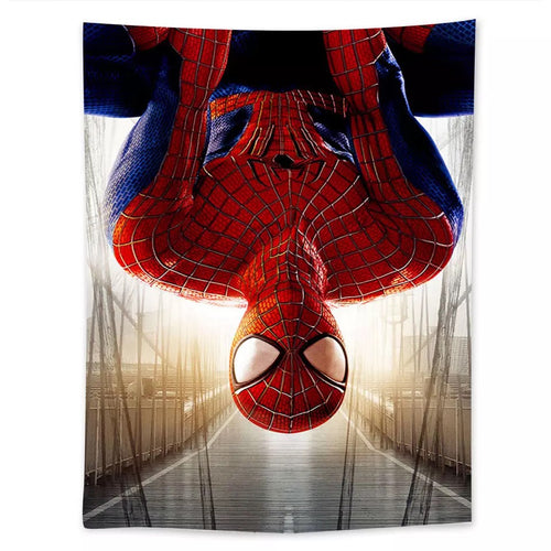 Spiderman #19 Wall Decor Hanging Tapestry Home Bedroom Living Room Decoration