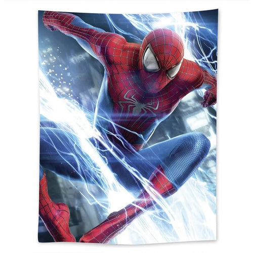 Spiderman #21 Wall Decor Hanging Tapestry Home Bedroom Living Room Decoration