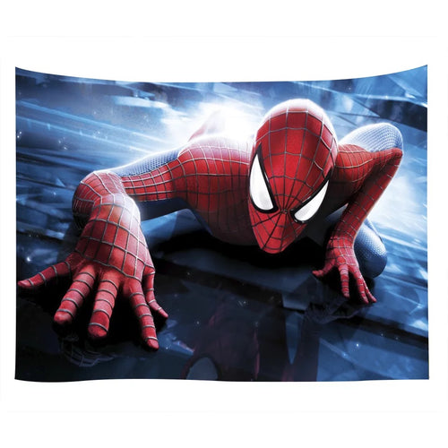 Spiderman #23 Wall Decor Hanging Tapestry Home Bedroom Living Room Decoration
