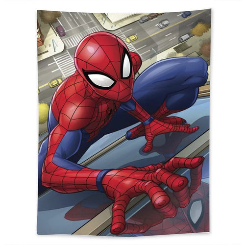Spiderman #31 Wall Decor Hanging Tapestry Home Bedroom Living Room Decoration