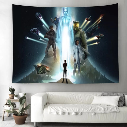 Apex Legends #14 Wall Decor Hanging Tapestry Home Bedroom Living Room Decoration
