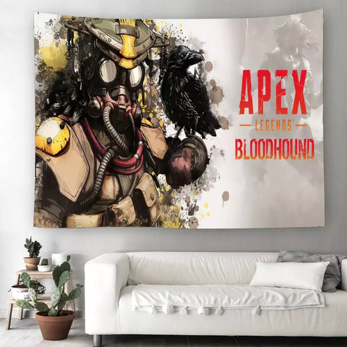 Apex Legends #21 Wall Decor Hanging Tapestry Home Bedroom Living Room Decoration