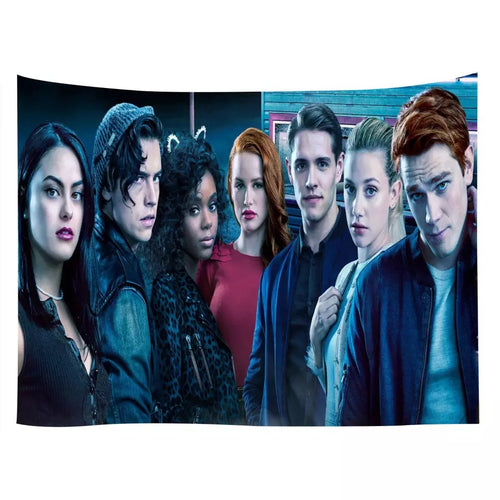 Riverdale #1  Wall Decor Hanging Tapestry Home Bedroom Living Room Decoration