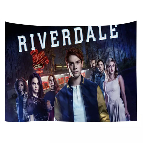 Riverdale #3  Wall Decor Hanging Tapestry Home Bedroom Living Room Decoration