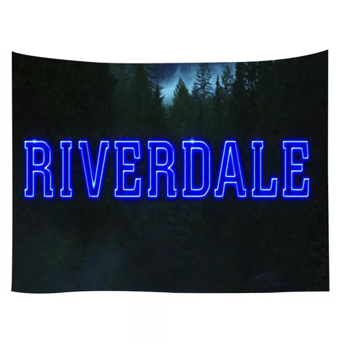 Riverdale #4  Wall Decor Hanging Tapestry Home Bedroom Living Room Decoration