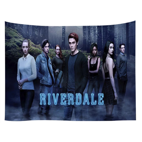 Riverdale #5  Wall Decor Hanging Tapestry Home Bedroom Living Room Decoration