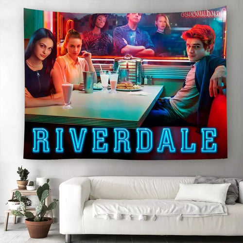 Riverdale #6  Wall Decor Hanging Tapestry Home Bedroom Living Room Decoration