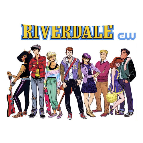 Riverdale #7  Wall Decor Hanging Tapestry Home Bedroom Living Room Decoration