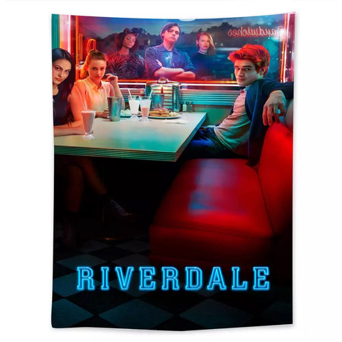 Riverdale #9  Wall Decor Hanging Tapestry Home Bedroom Living Room Decoration