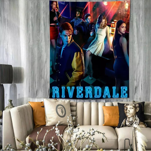 Riverdale #10  Wall Decor Hanging Tapestry Home Bedroom Living Room Decoration