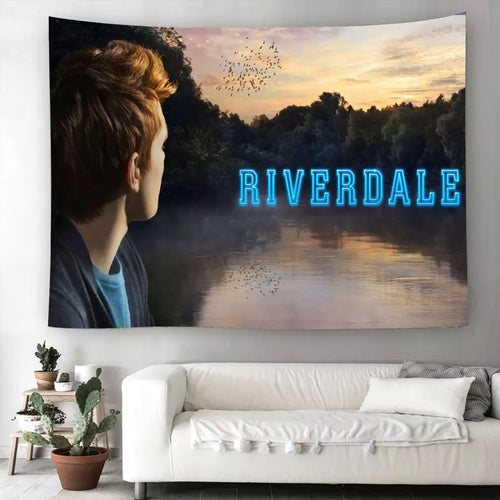 Riverdale #12  Wall Decor Hanging Tapestry Home Bedroom Living Room Decoration