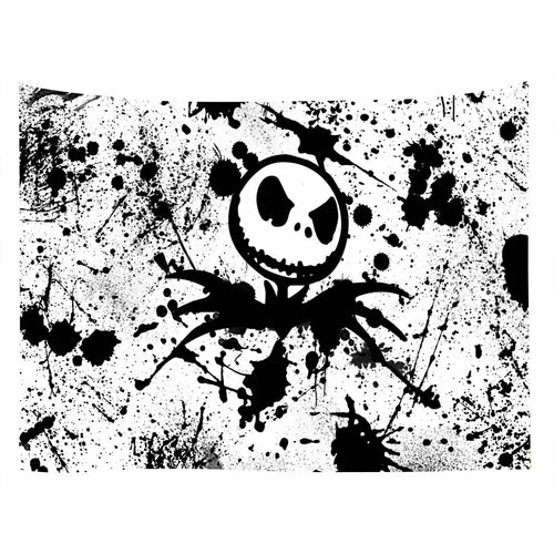 The Nightmare Before Christmas #2  Wall Decor Hanging Tapestry Home Bedroom Living Room Decoration
