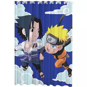 Anime Naruto Uzumaki Naruto #8 Blackout Curtain for Living Room Bedroom Window