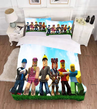 Load image into Gallery viewer, Roblox #6 Duvet Cover Bedding Set Pillowcase