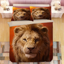 Load image into Gallery viewer, The Lion King Simba #7 Duvet Cover Bedding Set Pillowcase