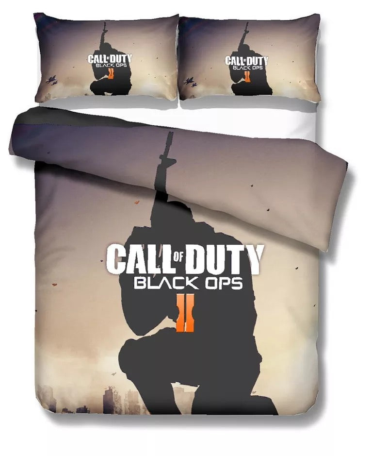 Call Of Duty #5 Duvet Cover Pillowcase Cover Bedding Set