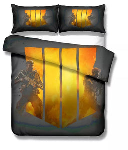 Call Of Duty #12 Duvet Cover Pillowcase Cover Bedding Set