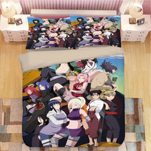 Load image into Gallery viewer, Naruto Uzumaki Naruto #9 Duvet Cover Quilt Cover Pillowcase Bedding Set