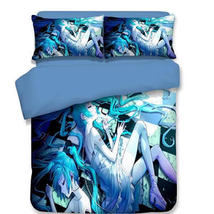 Hatsune Miku #14 Duvet Cover Quilt Cover Pillowcase Bedding Set