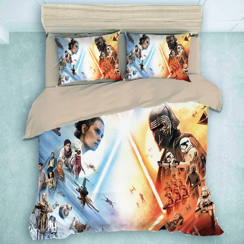 Star Wars Kylo Ren #12 Duvet Cover Quilt Cover Pillowcase Bedding Set Bed Linen Home Decor