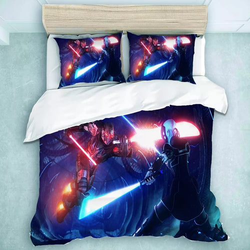 Star Wars: Battle Front II #15 Duvet Cover Quilt Cover Pillowcase Bedding Set Bed Linen Home Decor