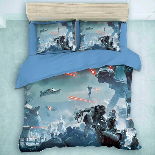Star Wars Kylo Ren #18 Duvet Cover Quilt Cover Pillowcase Bedding Set Bed Linen Home Decor