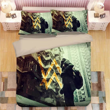 Load image into Gallery viewer, Alan Walker #5 Duvet Cover Quilt Cover Pillowcase Bedding Set